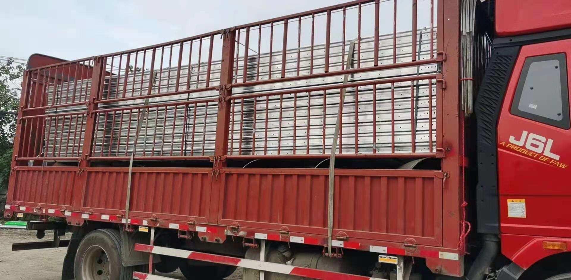 鸿图川开电缆桥架销售成功案例