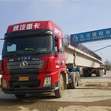 桥梁运输及架设安装