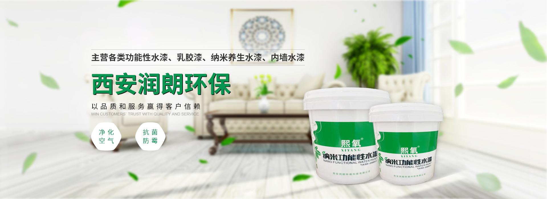 陕西功能性水漆生产