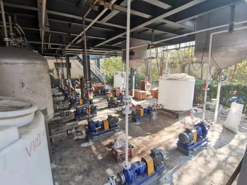 西安近代化学有限公司代森锰锌废水的综合再利用中试案例