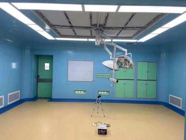 河南手术室净化施工价格