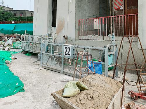 哪些因素会造成吊篮失控?四川电动吊篮租赁公司告诉你