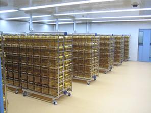 实验动物笼具使用案例展示