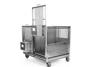 成都实验猪笼  实验动物笼具