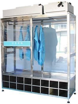 实验室净化设备案例展示