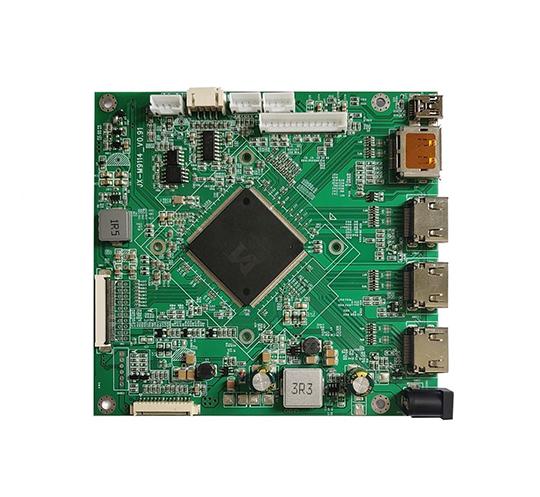 计算机电子产品组装成功案例