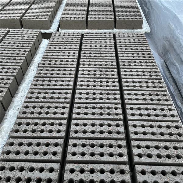 西安多孔砖案例
