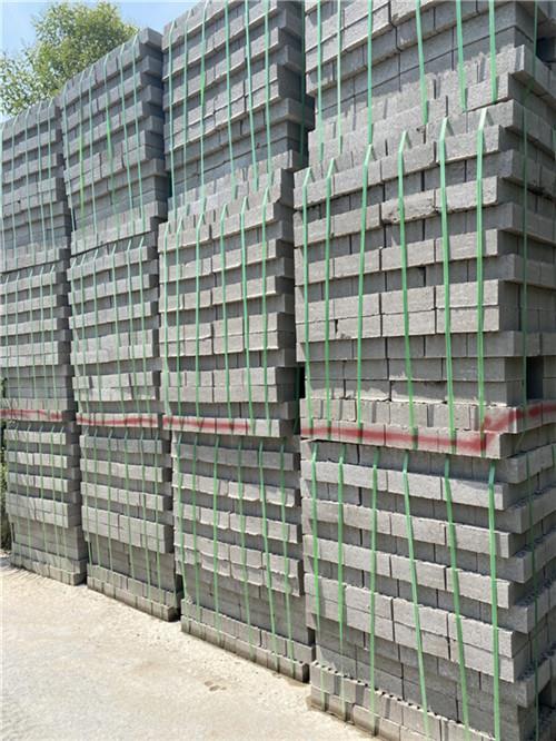 水泥砖生产