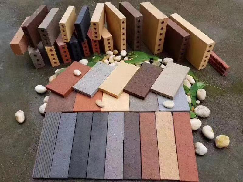兴华鑫建材为你介绍夹江陶土砖的施工工艺