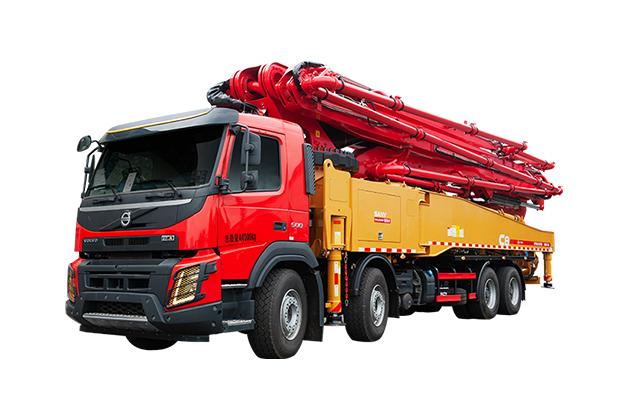 浅析混凝土泵车的发展趋势!