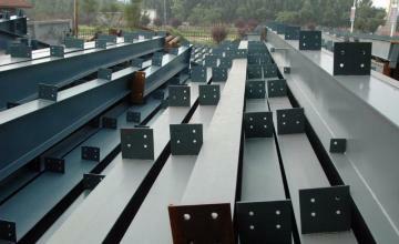 雅安钢结构构件