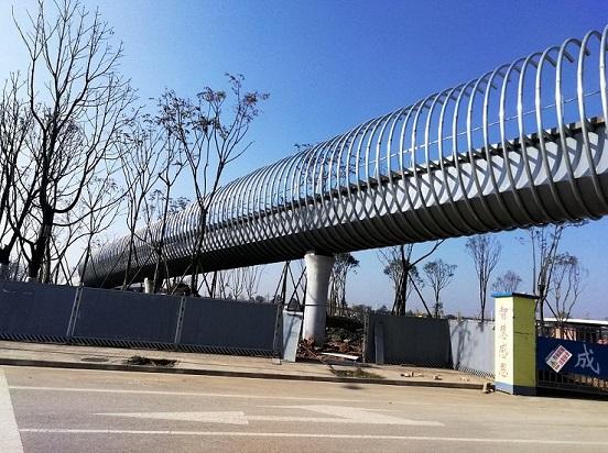 北湖公园三号桥项目