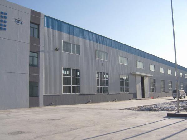 四川钢结构厂房