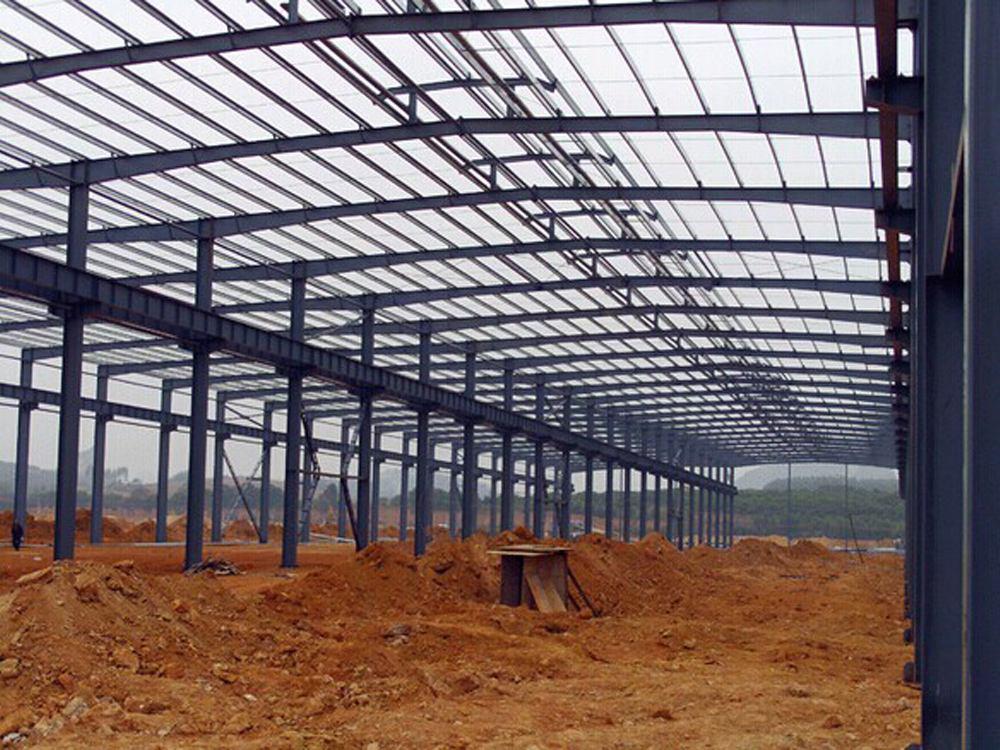 浅析四川钢结构厂房如何来做好日常的防火工作