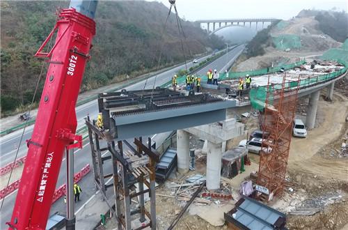 青川桥项目桥梁工程案例
