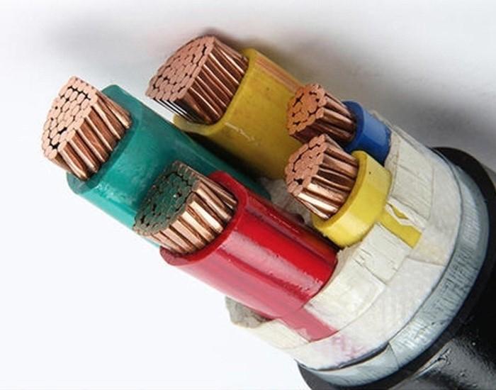 中低压交联聚乙烯绝缘矿用电力电缆