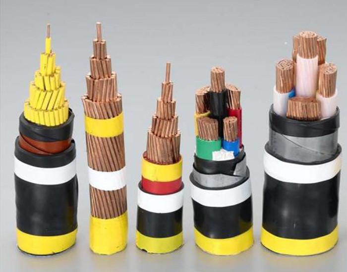 低压聚氯乙烯绝缘矿用电力电缆