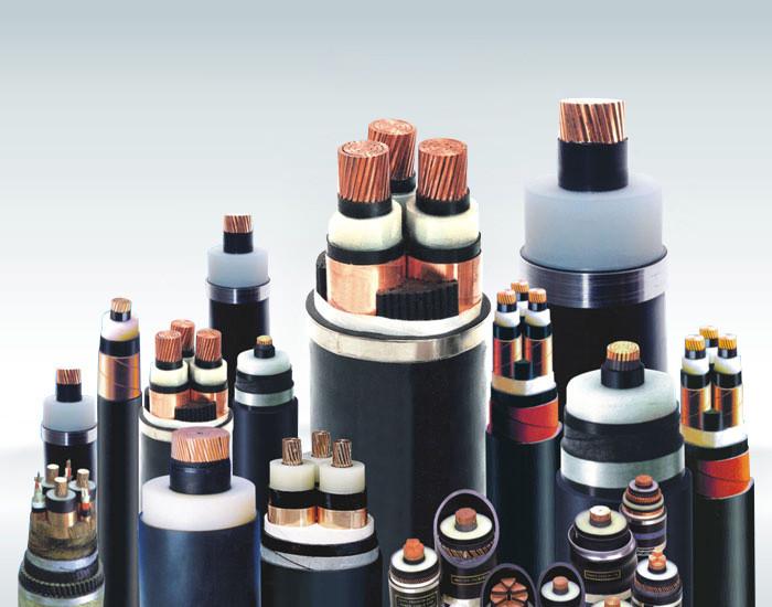 单芯交联聚乙烯绝缘防水电力电缆
