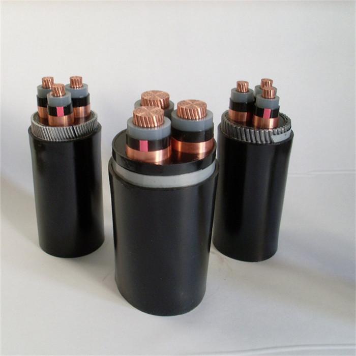 三芯交联聚乙烯绝缘电力电缆