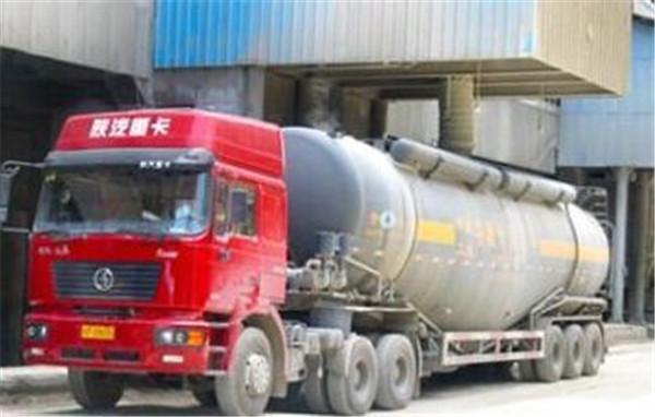 陕西冀东水泥运输公司