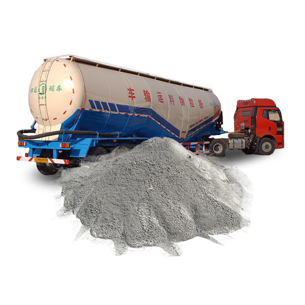 陕西散装水泥运输车是由那几部分组成的吗?