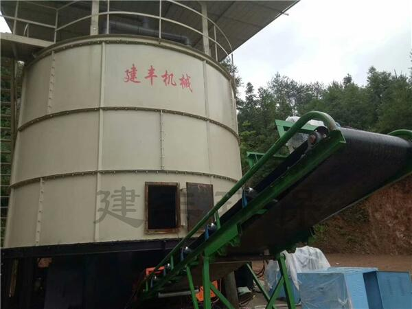 你晓得如何解决畜禽粪便入发酵罐前水分大的问题么?