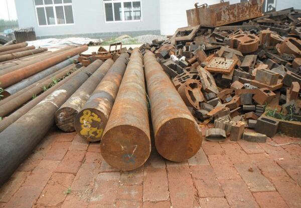 河南钢材回收