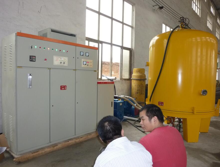 齿轮离子氮化炉案例