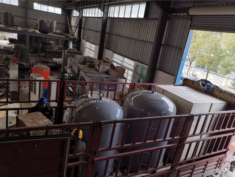 采煤机械曲轴离子氮化炉案例