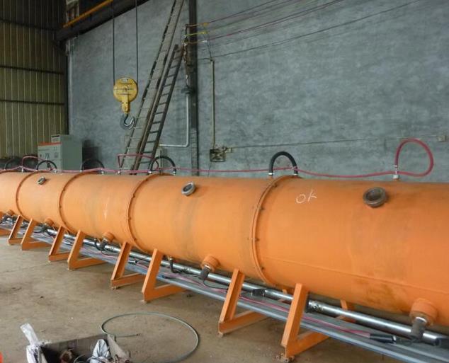 氮化炉调试