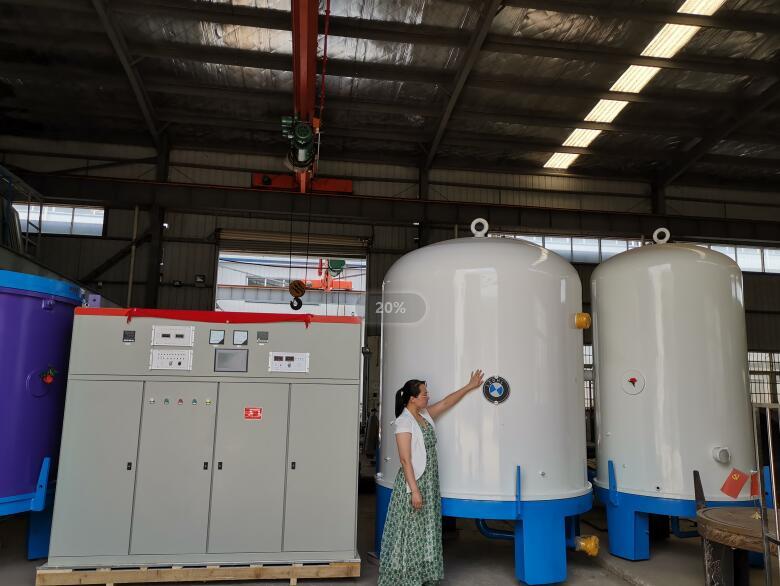 高频真空离子氮化炉