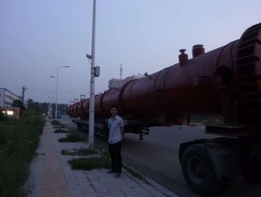 出口马来西亚26米深离子氮化炉