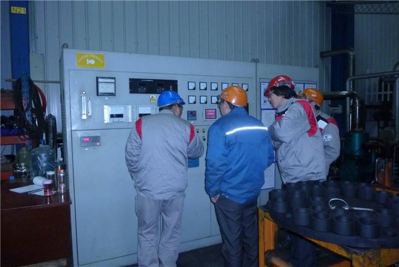 濮阳脉冲电源等离子渗氮炉