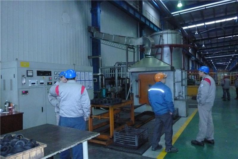 脉冲电源等离子渗氮炉