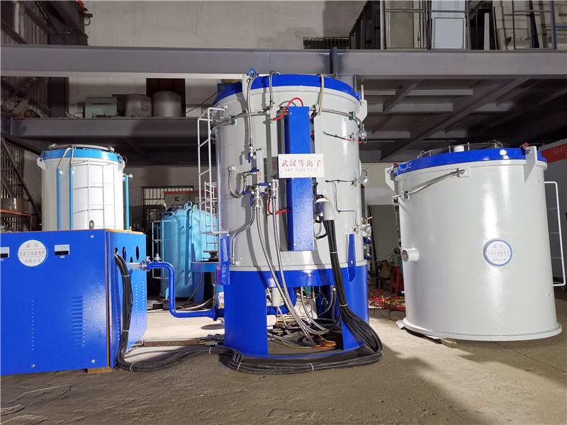 高频逆变脉冲电源等离子渗氮炉