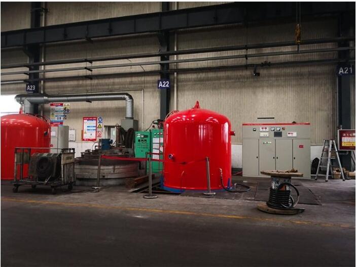 武汉离子氮化炉如何做好清洁