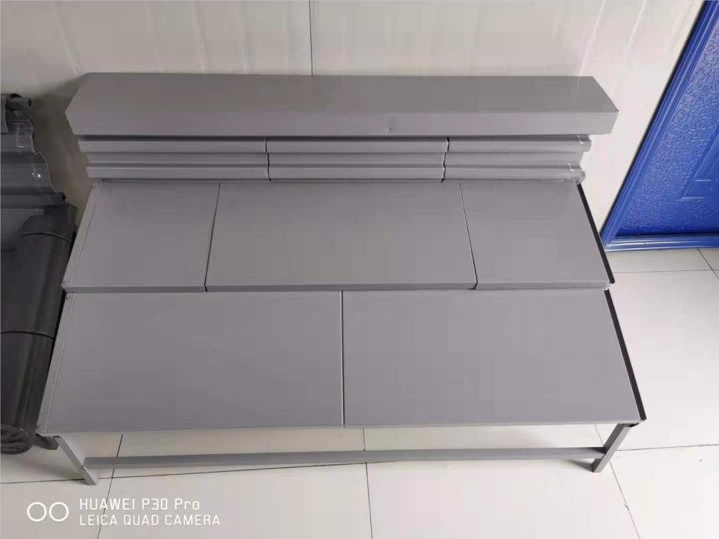 铝合金平板瓦