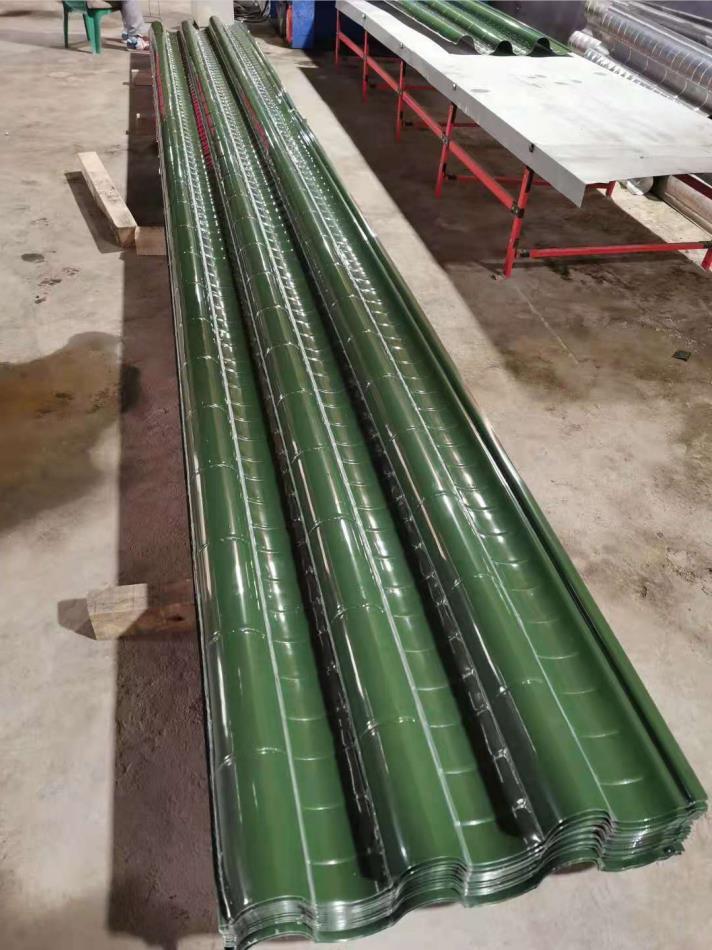 铝镁锰合金连体瓦