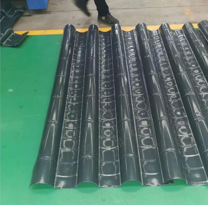 铝镁锰连体瓦