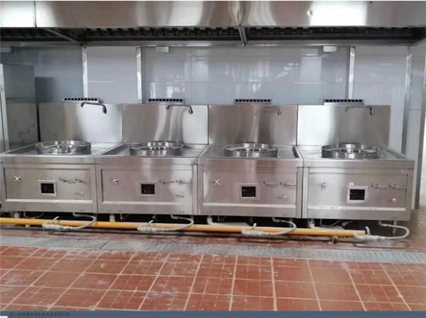 商用厨具安装