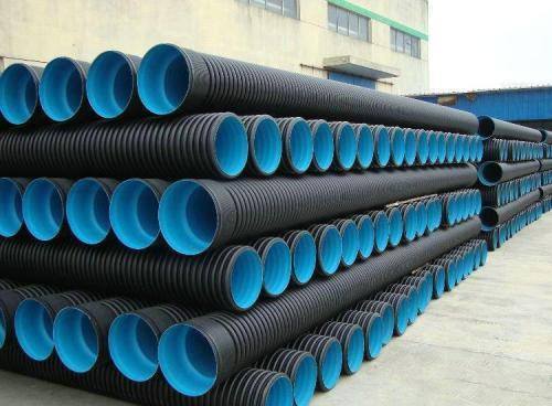 与水泥承插管相比,HDPE双壁波纹管有哪些不同?
