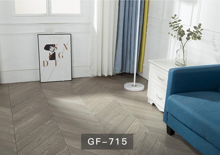 橡木鱼骨拼:GF-715(多层)