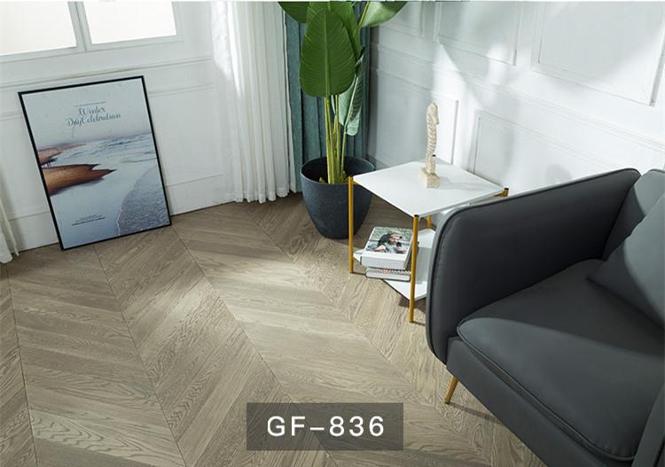 橡木鱼骨拼:GF-836(新三层)