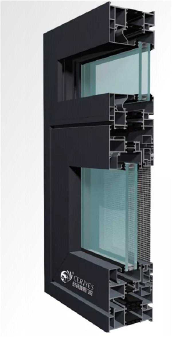 紧跟小编的步伐,带你进一步了解系统门窗与普通门窗