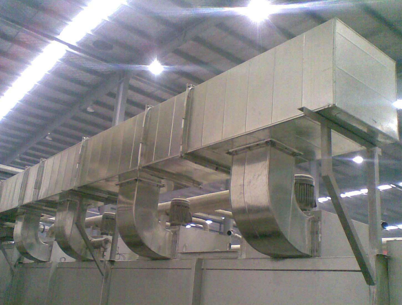 怎样提高西藏风管加工的效率?