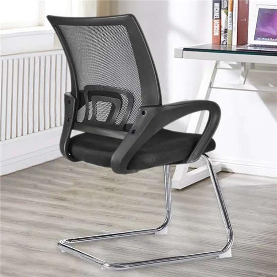 西安网布弓形椅
