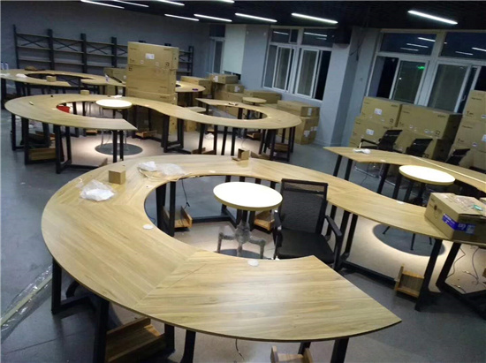 陕西办公桌椅安装