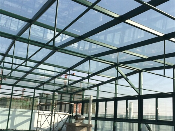 钢结构阳光房要做好防锈处理吗