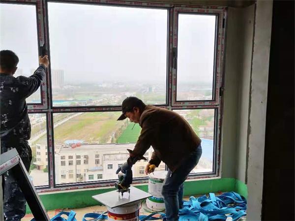 西安装修封阳台