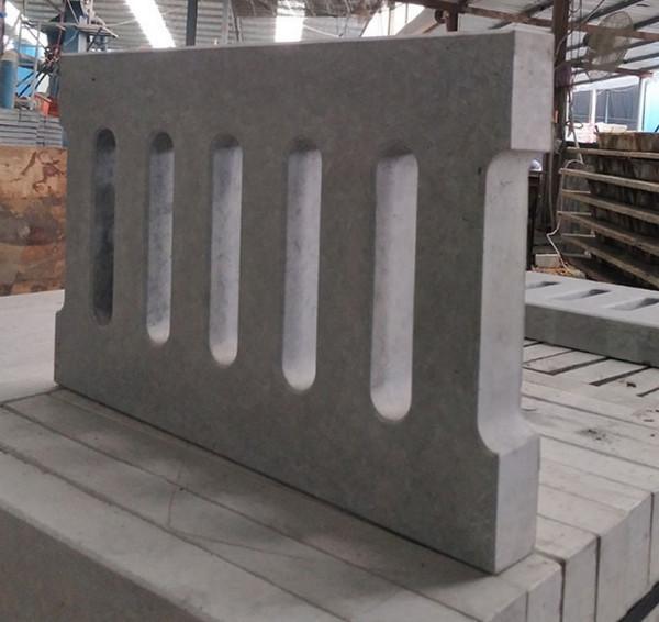 河南某市政公司混凝土盖板案例